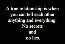 True relationship