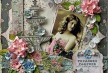 Scrapbooking ideas / by Jenny Fay