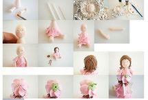 DIY/tutoriale figurines