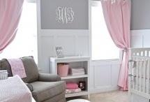 Girl Nursery Ideas / by Kellyn