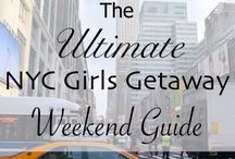 NYC Girls weekend