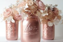 Wedding Colors - Rose Gold