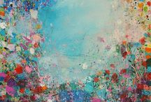 Abstract impressionist