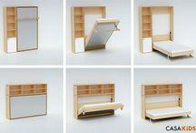 projeto cama estante