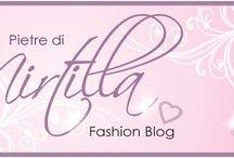 Le Pietre di Mirtilla Fashion / Le Nostre Creazioni, i Nostri Materiali e le Fiere .... il Mondo di Mirtilla