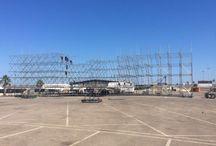 Marenostrum Festival 2016 / Estuvimos en Valencia montando varios escenarios de dicho festival.