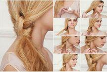 Peinados fáciles / Diy trenzas