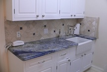 Laundry Room Designs / laundry room cabinet designs available through Asheville Custom Cabinetry