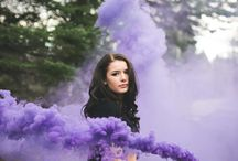 // smoke bombs