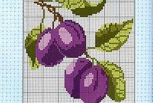 kersztszemes gyümölcsök