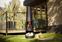 Contemporary Range 2017 / Here are some of our contemporary chimeneas, brand new for 2017. Add a modern statement piece to your outdoor space with a contemporary chimenea.