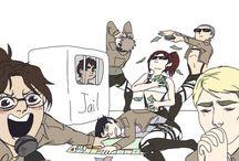 Shingeki No Kyojin Together