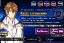 Voltage Inc. - Star crossed myth - Leon