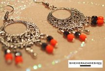 Earring #sheherazadesign