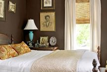 HUIS HUIS︱Brown Bedroom / by Kim van Wyk