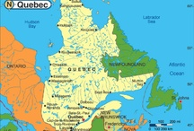 Québec, Canada / An exploration of my home province... then and now.  It is here that my heart is.  Je me sens si bien chez moi!! / by `✿. Angela •*¨*•.¸¸♥