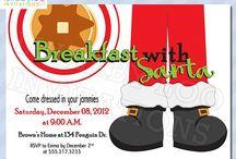 santas breakfast