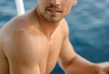 Hottest wretlers alive / Hot man / by Sarah Crook