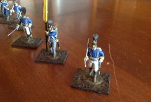 napoleonic / wuttemberg napoleonic soldiers