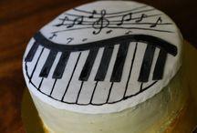 Торт, випічка на весілля