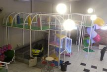 Daniel Gerez / Playground indoor area