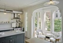 kitchen / by Charity Hebner