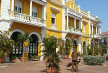 Colombia / Et vakkert land, med mange turmål