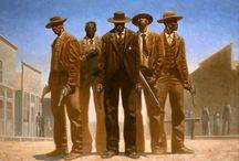 Black Western Art & Artists