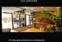 Get the best accommodation services by Pressidential Serviced Apartments