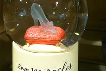 Life in a Glass Globe / For the Love of Snow Globes