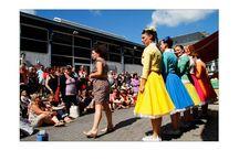 Cherbourg-Octeville festif / Expositions, théatre intime de rue, fanfares ...Cherbourg-Octeville a le coeur à la fête !