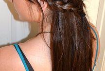 Hair stuff! :D / by Ambur Hostyn