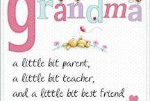 Love being Grandma!