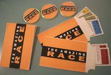 Amazing race ideas / Pe