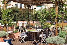 Gardens / Garden inspiration and design