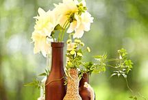 Charming centrepieces / by Our Wedding Guide