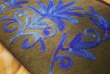 Indian Chain Stitch