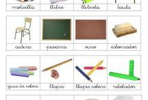 Llibrets  de vocabulari