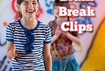 Brain breaks / by Susan Wilbanks