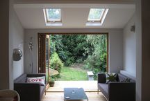 Victorian House Extensions / Project to extend & adapt Victorian Houses by Unit One Architects.