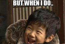 Junsu / A little boy in Appa Odiga (Dad, Where Are You Going). A famous reality show in Korea.