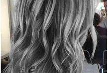Kauniit hiukset