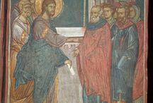 Icoanele Mantuitorului Christos / Icoane ortodoxe si catolice ale Mantuitorului Iisus Christos