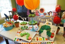 Party: The Very Hungry Caterpillar