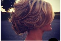 Christmas party up-do ideas