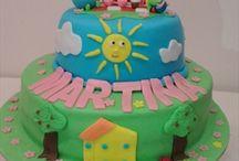 Torte decorate per Bambini