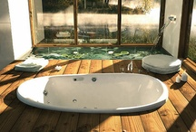 Heavenly Bathrooms / by Gabriela