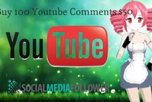 Purchase Youtube Comments / If you want to hike up your online presence then you must purchase youtube comments. The comments are real effective in bringing you millions of fans.