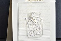 Stampin up cards / by Margo Coster