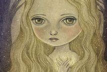 Nymphs and Fairies / by Amalia Aradea